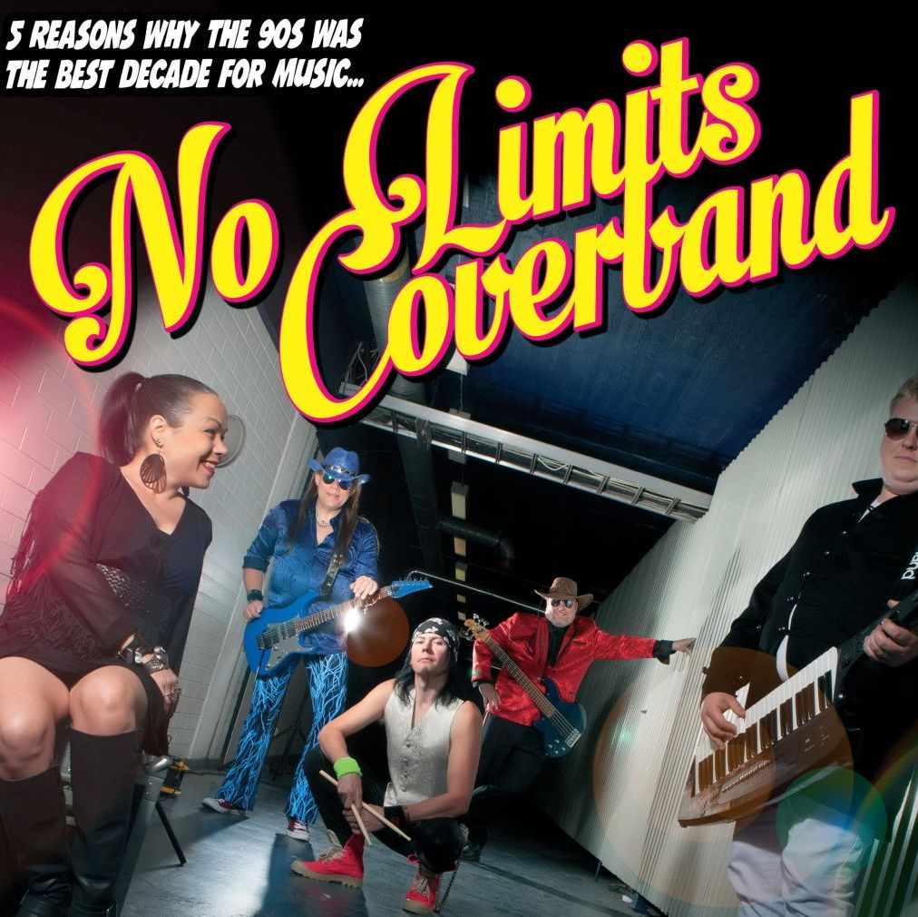 No Limits Coverband - MiminTalli Oy
