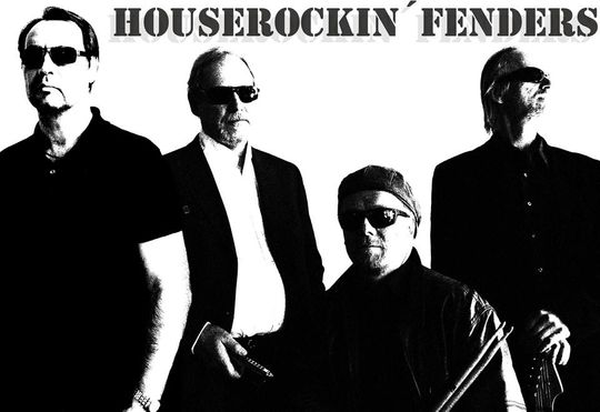 Houserockin`Fenders Härkälinna Blues 29.6.2019